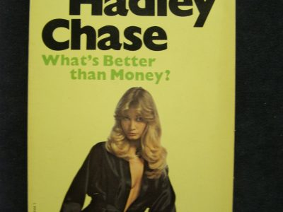 A collection of 90 Novels by James Hadley Chase
