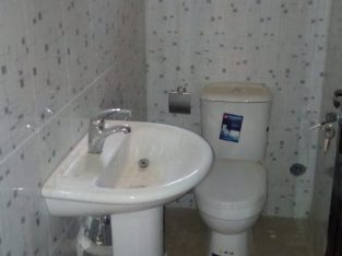 Brand new two and three bedrooms flat to let at katampe by Nicon junction, opposite Maitama district.
