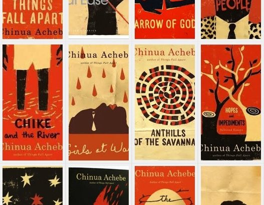 Books Collections written by Chinua Achebe (ePub Versions)