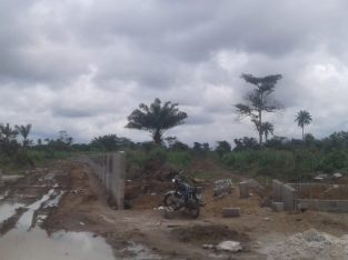 A Plot N500k in Port Harcourt!