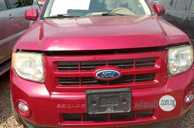 Ford Escape 2007 Red