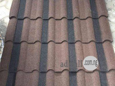 Quality stone coated roofing sheet for sale @ a good rate