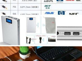Buy your Laptop Power bank ( also charge phones and other devices )