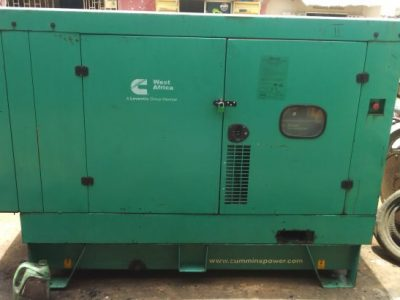 100kva UK Used Cummins Generator for sale