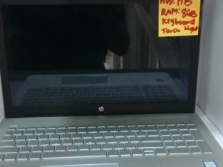 Super clean HP pavilion 15 Corei5 8th Gen Laptop