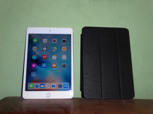iPad Mini 4 with Sim+WiFi+64Gb Storage+2Gb RAM