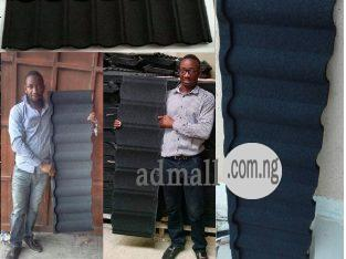 High quality stone coated roofing sheet for sale now 07062764235 docherich
