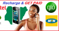 Become a VTU/ Telecom Dealer and GET PAID when you recharge your airtime.