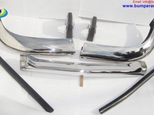 BMW 2800 CS bumper by stainless steel (1968-1975)