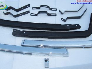 Mercedes W107 bumper models R107,280SL, 380SL, 450SL by stainless steel