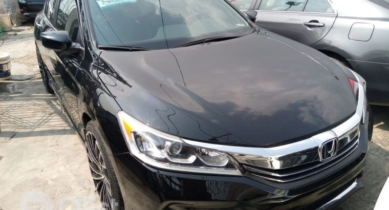 2017 Honda Accord Automatic Foreign Used